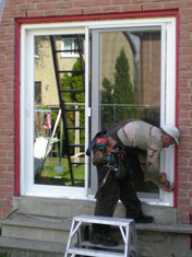 Patio Door Installation Brampton #1
