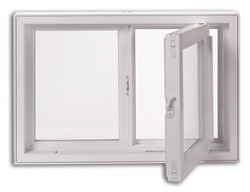 HC 210 Single Tilt Slider Windows