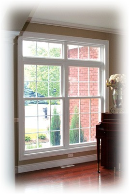WC.251 Series Double Hung Tilt Windows